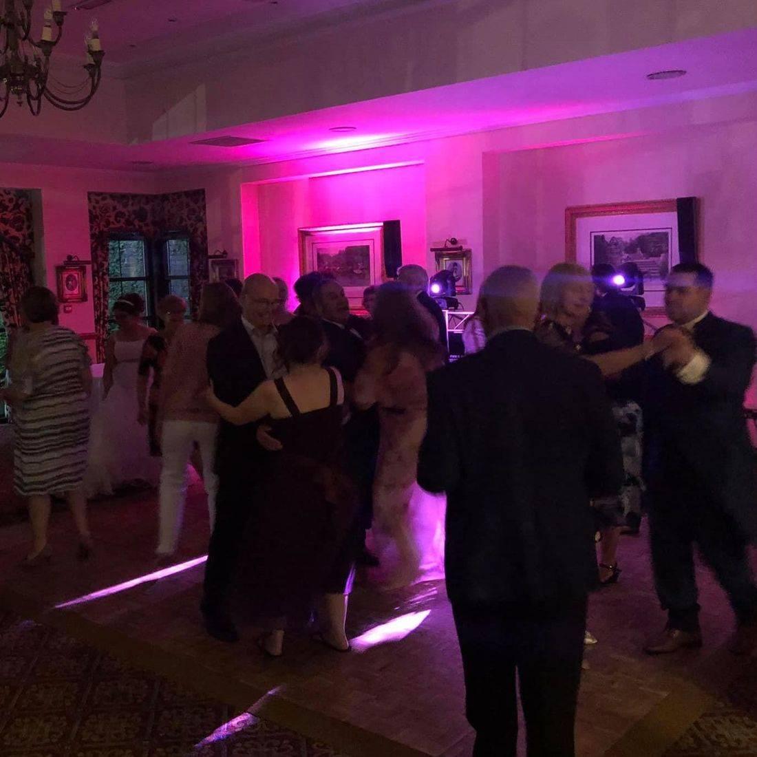 Coventry Wedding Venue DJ Ollie Clarke