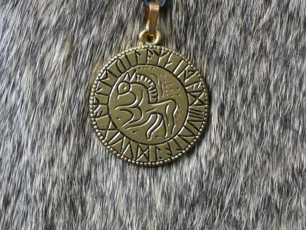 Runes, Viking Runic Pendant, Viking Runes, Viking Age, Norse Gods, Iron Age, Dark Age, Shield Ravens