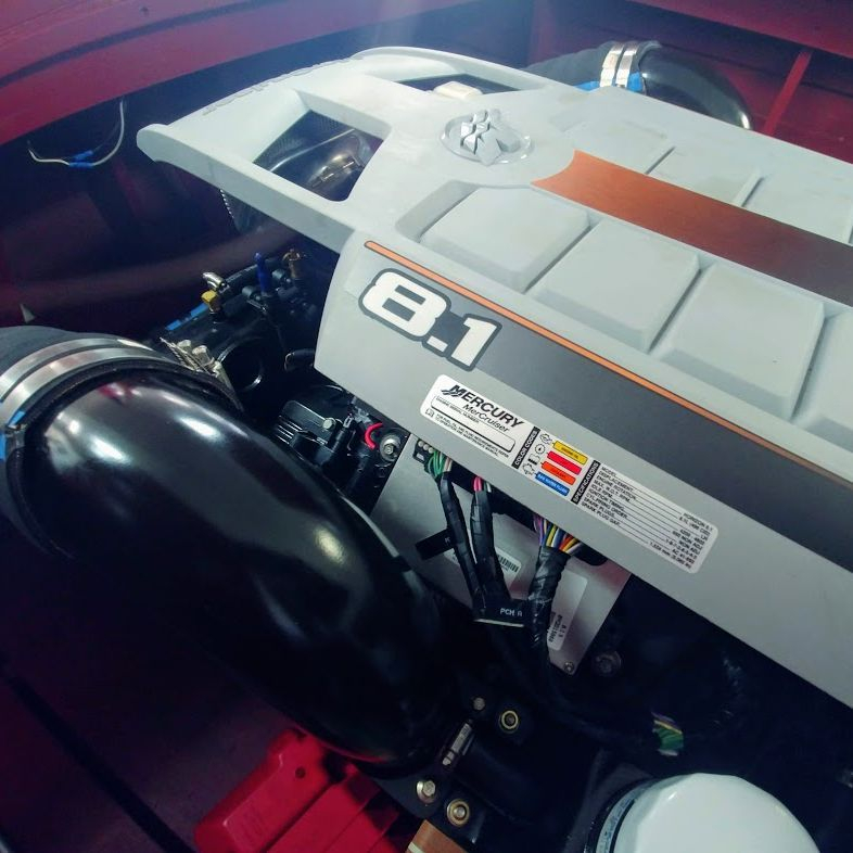 wood boat engine repower
