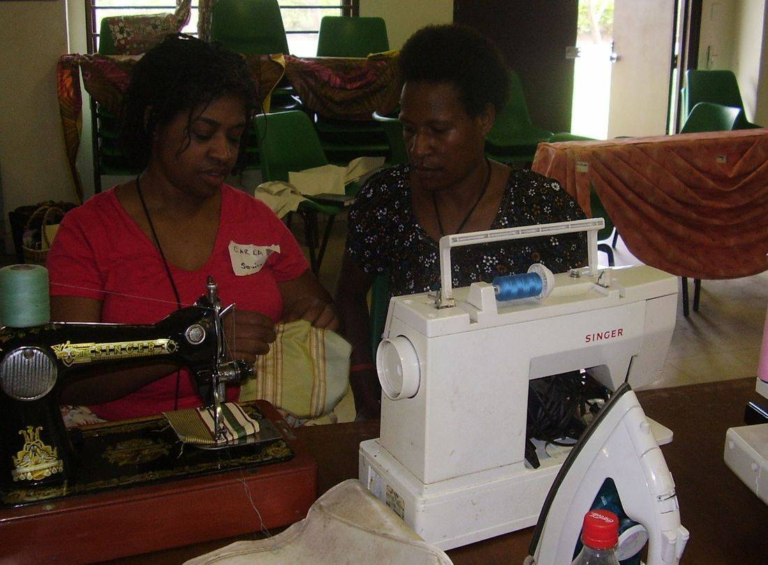 sewing for life, Carla A. Robertson