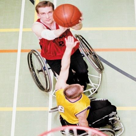 ACAF wheelchair basketball
