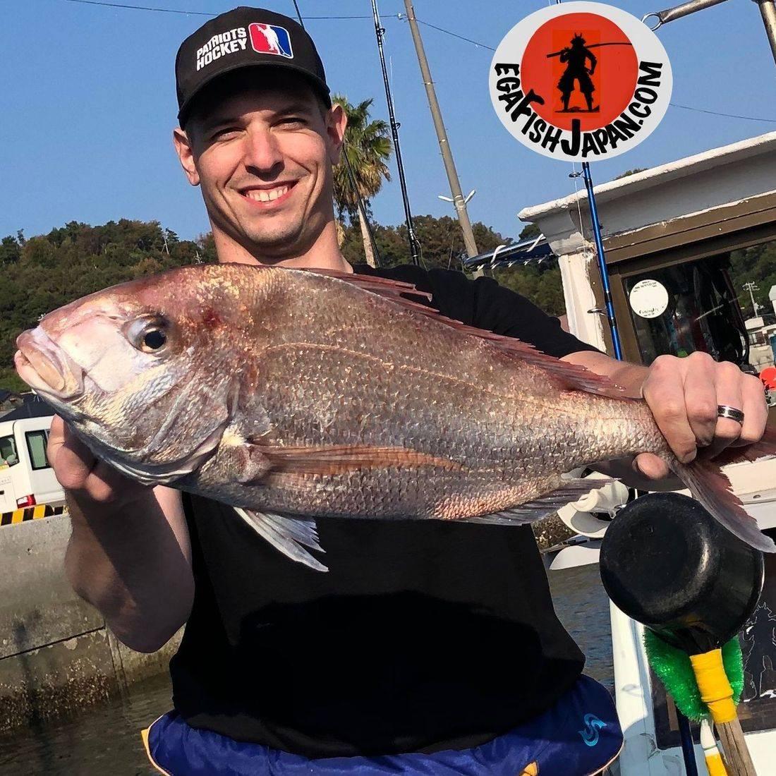 EGA. FISH JAPAN