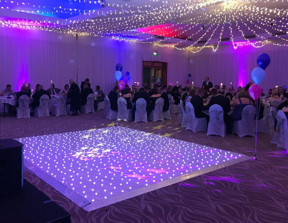 LED Dancefloor Hire Birmingham