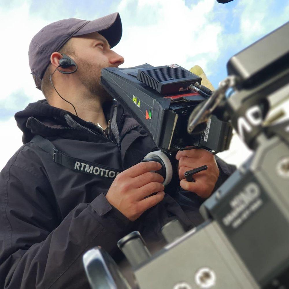 Focus Puller 1st Assistant Camera