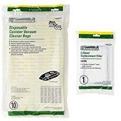 kenmore vacuum bags cannisters 50403