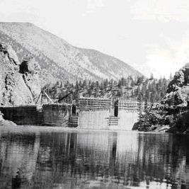 Eagle Nest Dam