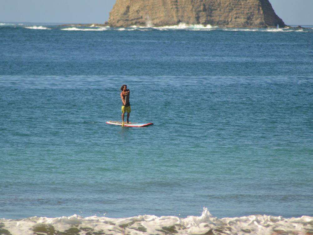 SUP tours and lessons in Playa Carrillo.  Join us for a Sunrise or Sunset Tours in Playa Carrillo,  Costa Rica.