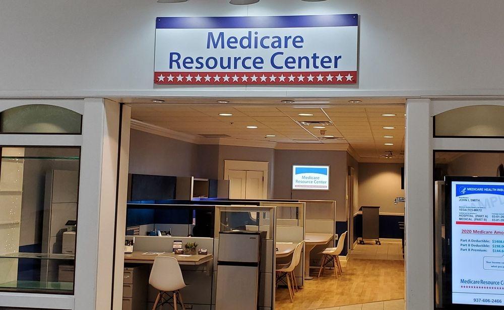 Medicare Resource Center Piqua Mall Piqua Ohio