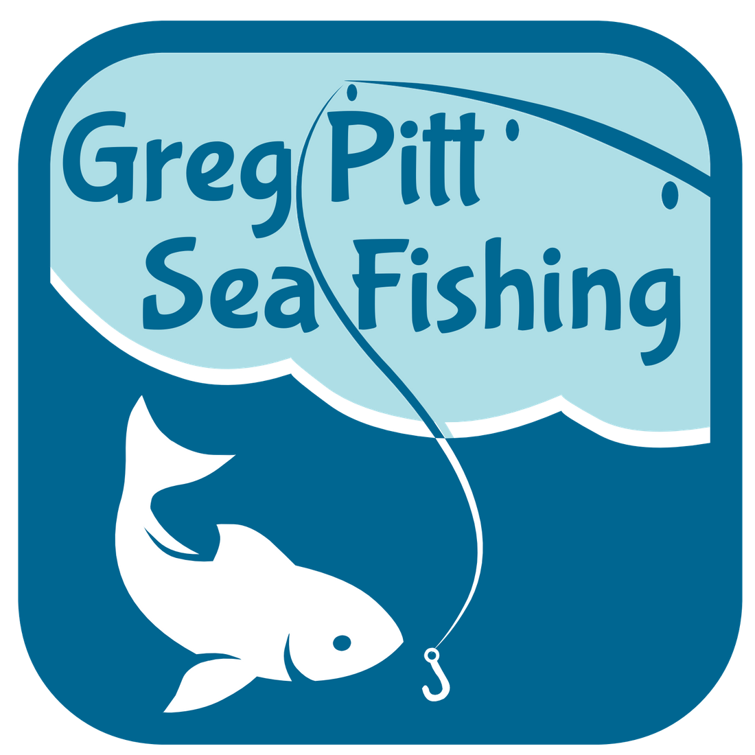 gregpittseafishing.co.uk logo