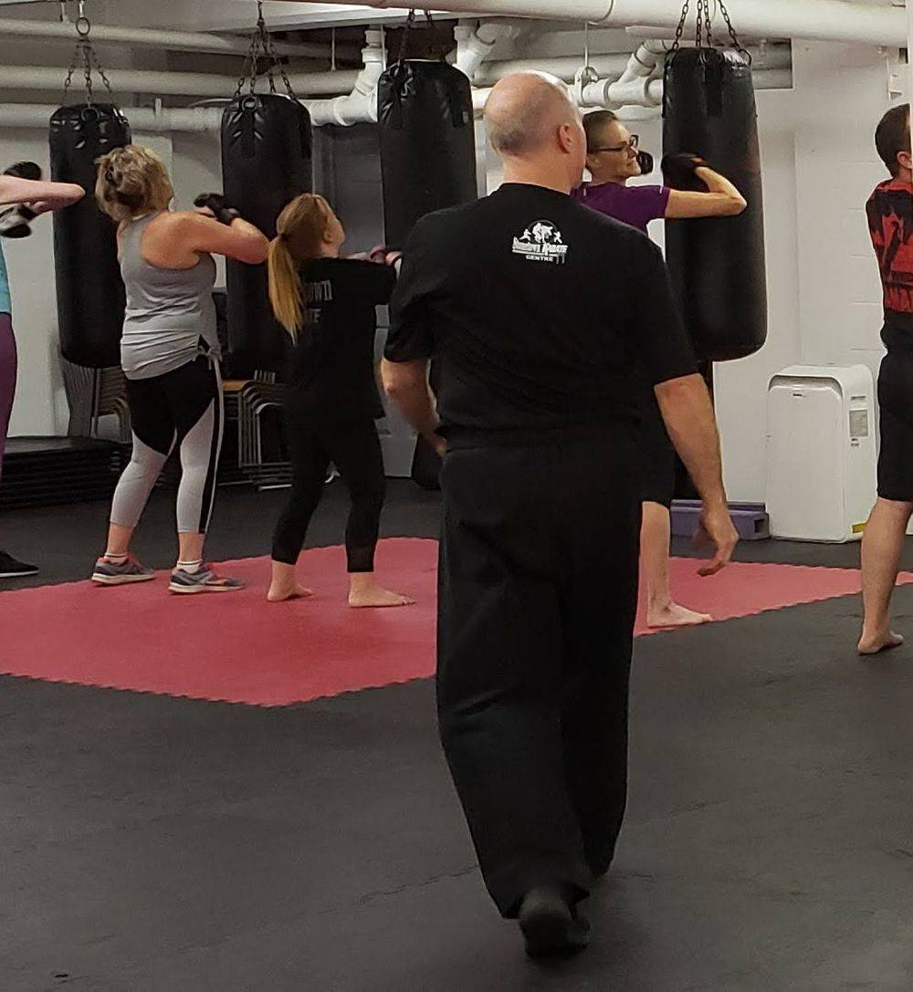 Adult Karate and Cardio Kickboxing  Classes in St.Marys Ontario