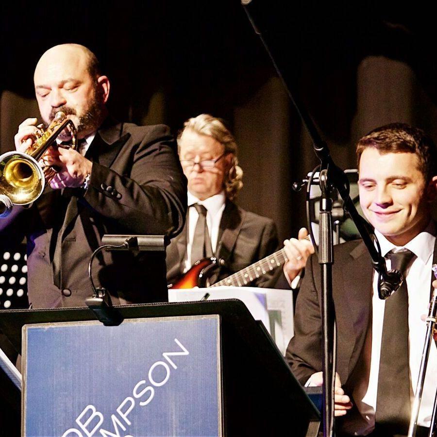 Adrian Gibson trumpet