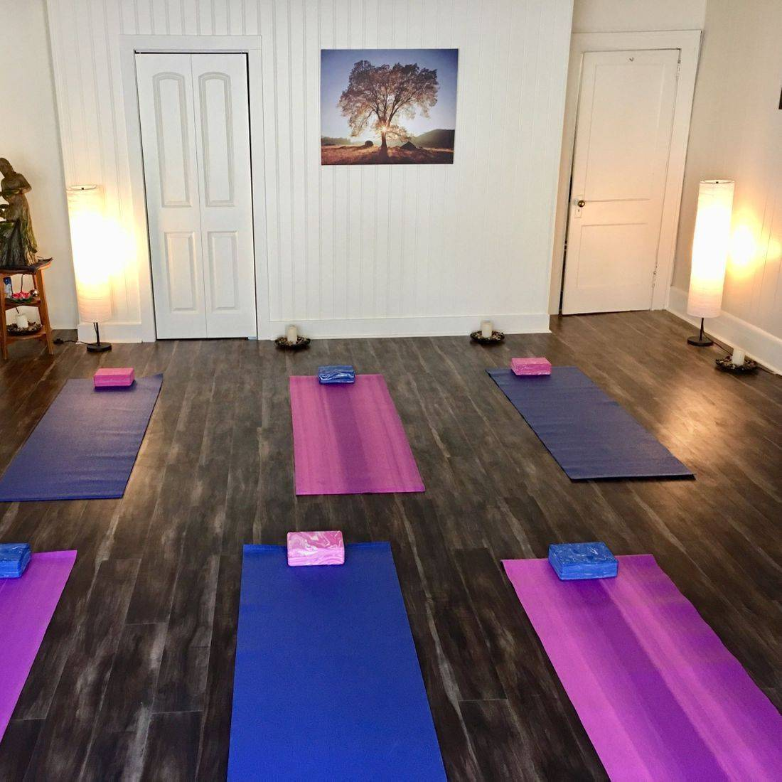 Yoga, Meditation, Earth's Healings, Crystals