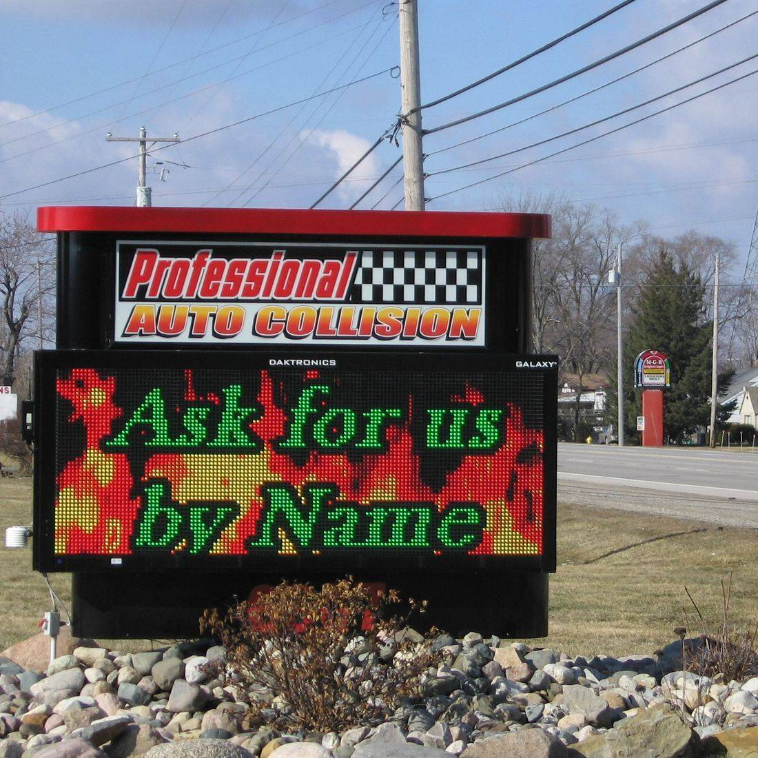 LED Sign Services, Businesses, Retail, Repair Shops, Banks, Restaurants, Governmental