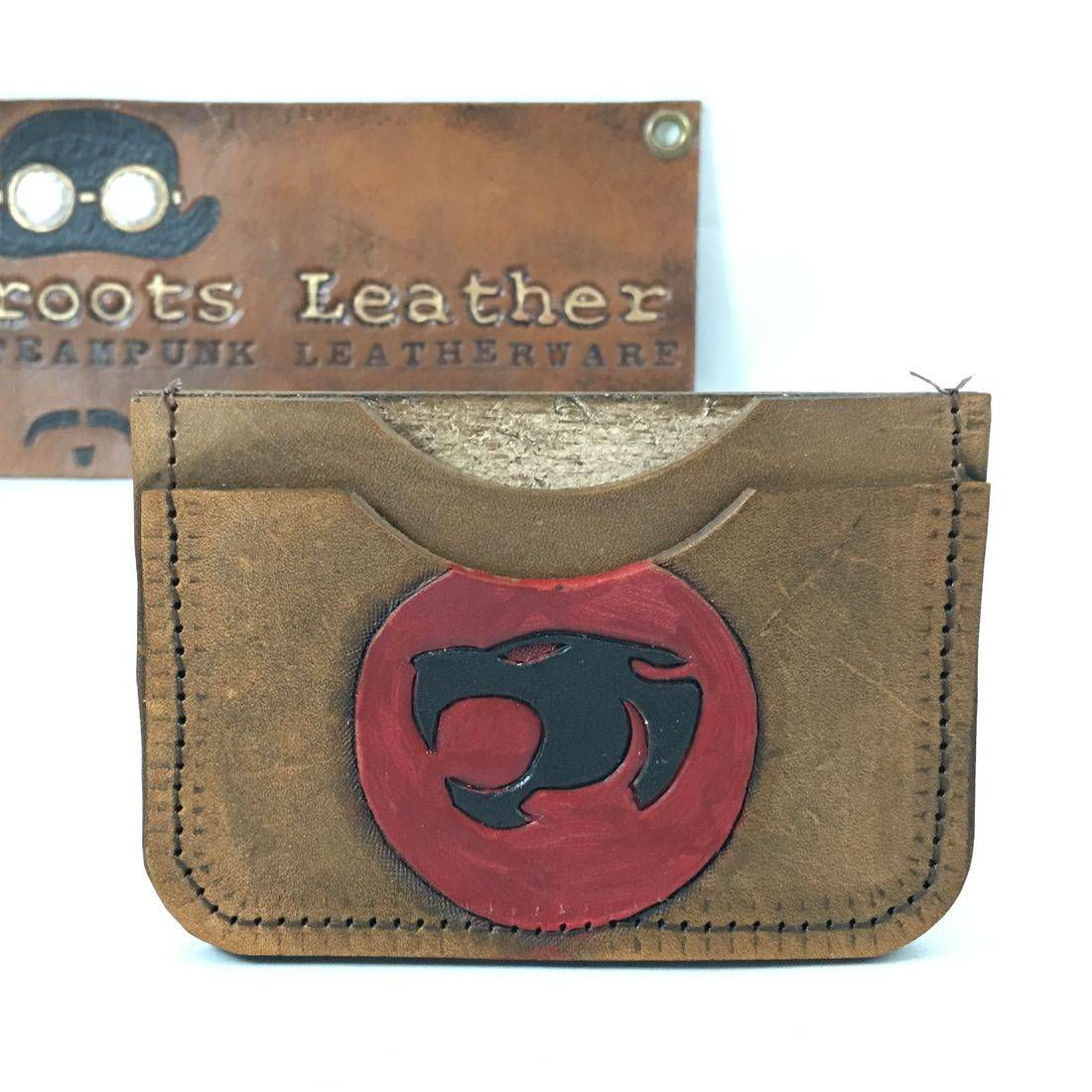 Double Slot Wallet Thundercats