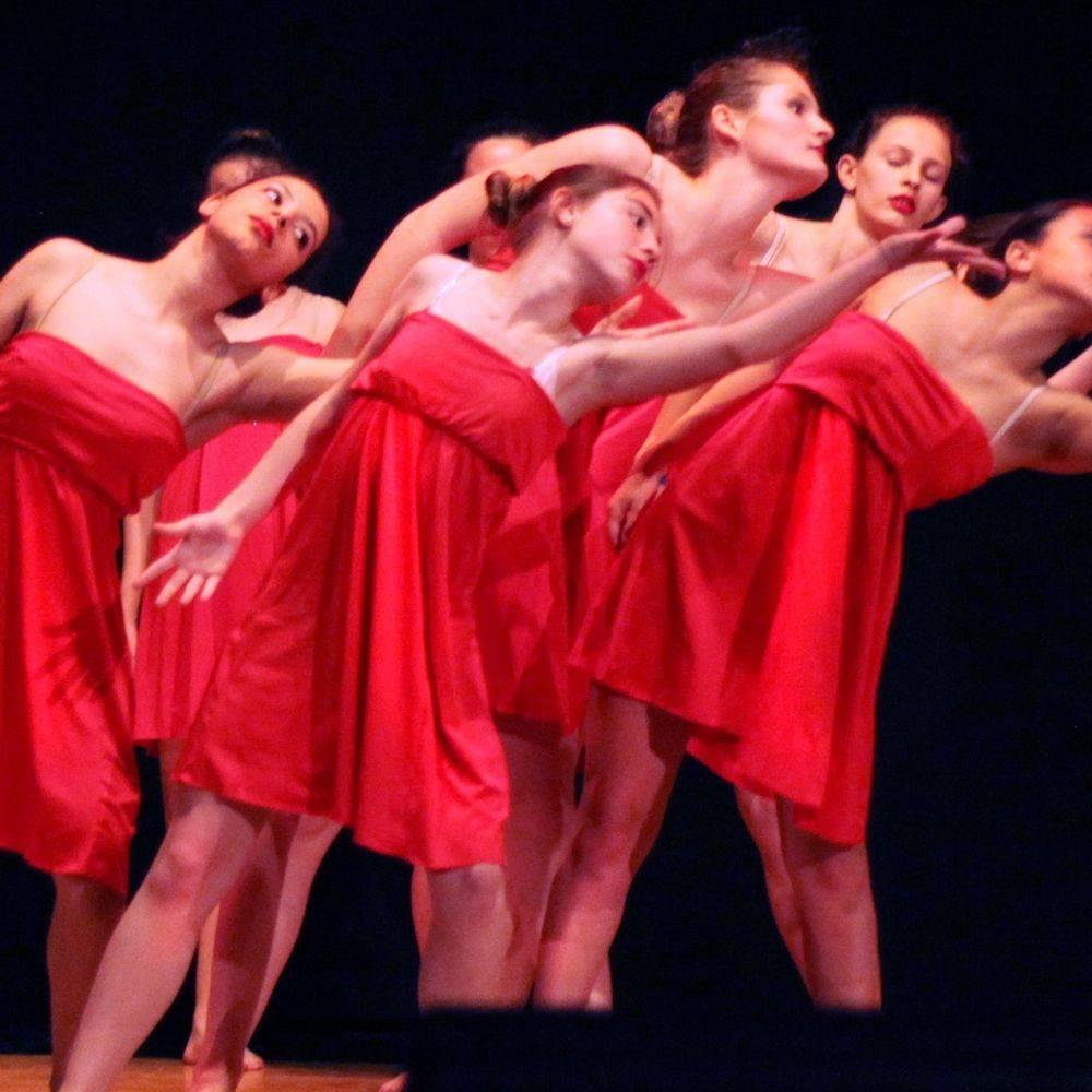 danza moderna, arcugnano
