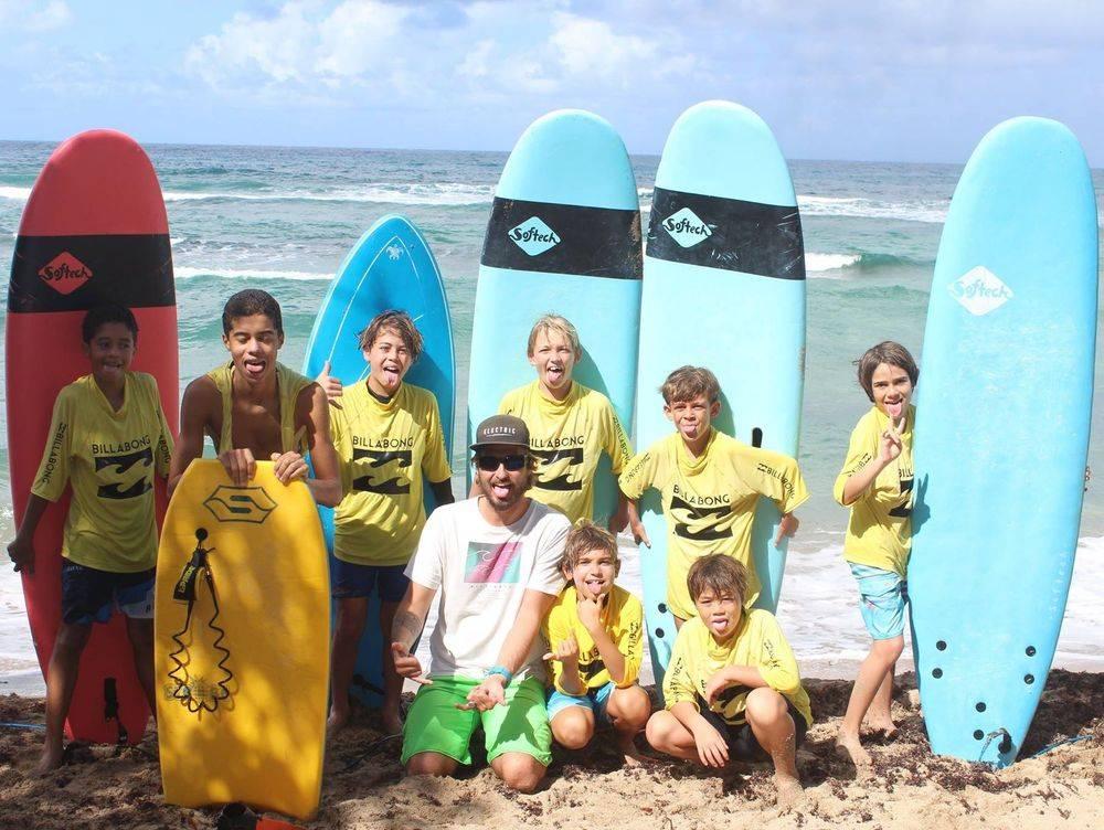 Surf, Cours de surf, Martinique, Stage de surf