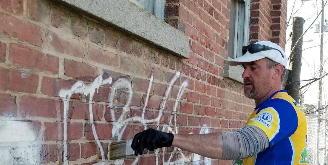 Graffiti removal Asheville