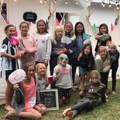 kids party rentals, party rentals, kids, party, kids parties, party planner, kids birthday, birthday, teepee rentals, teepee, indoor camping, camping, glamping, Newport Beach, Orange County, CA