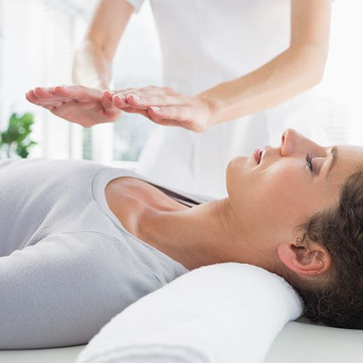 CBD Oil Massages