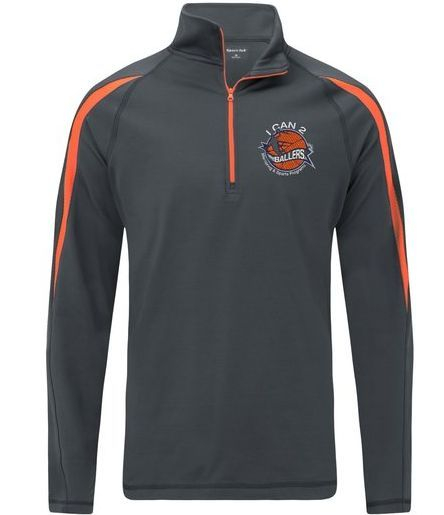 I CAN 2 BALLERS JACKET