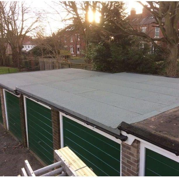 flat roof repairs Leeds