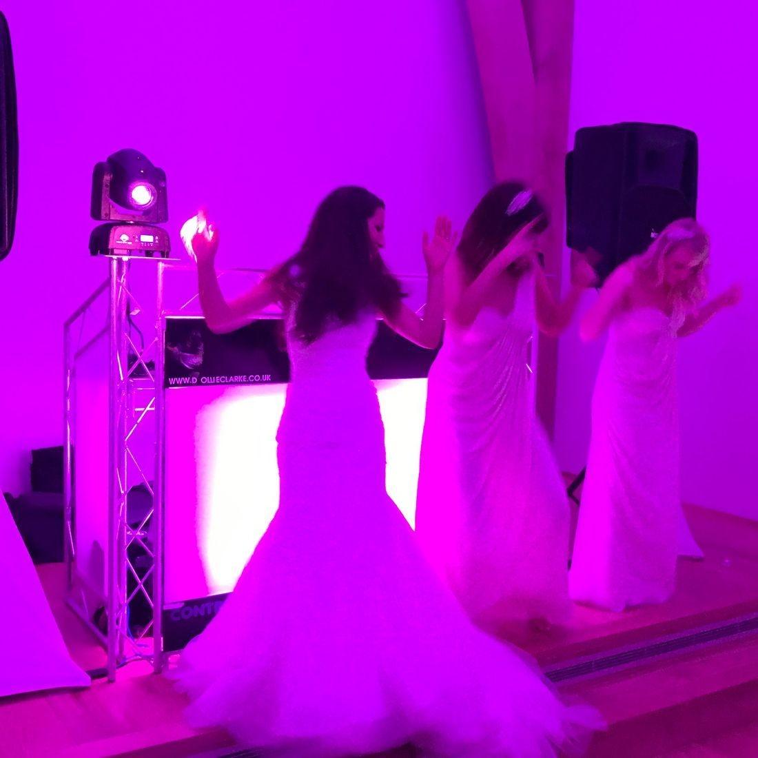 Wedding DJ across Shropshire Worcesterhsire The Mill Barns Bridgnorth