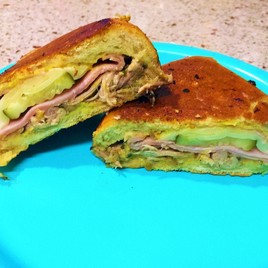 Cuban sandwhich