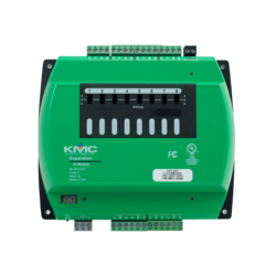 KMC IO expansion module installed by Ayawtech Automation