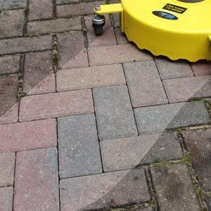 Simply The Best Professionally Cleans Paving in Essex