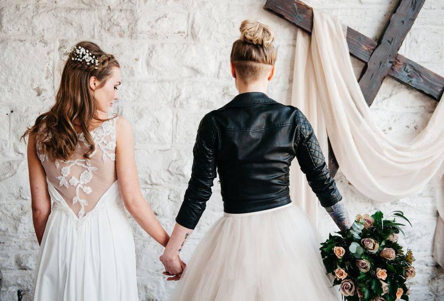 same sex wedding