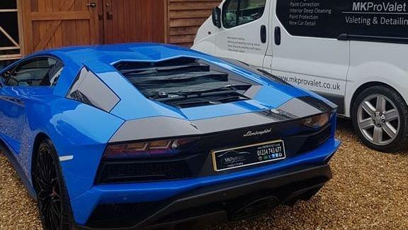 Car Detailing in Buckinghamshire