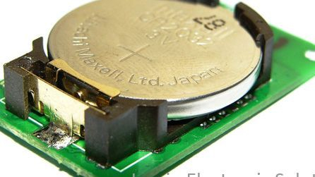Battery powered low power circuit board