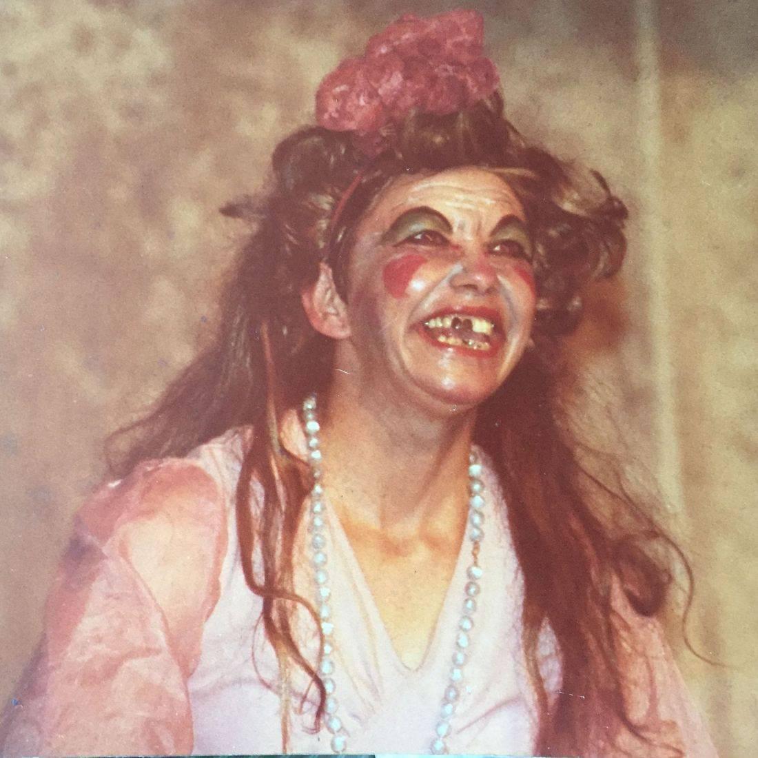 La orgía  by Enrique Buenaventura, directed by Gustavo Gac-Artigas, actress: Perla Valencia