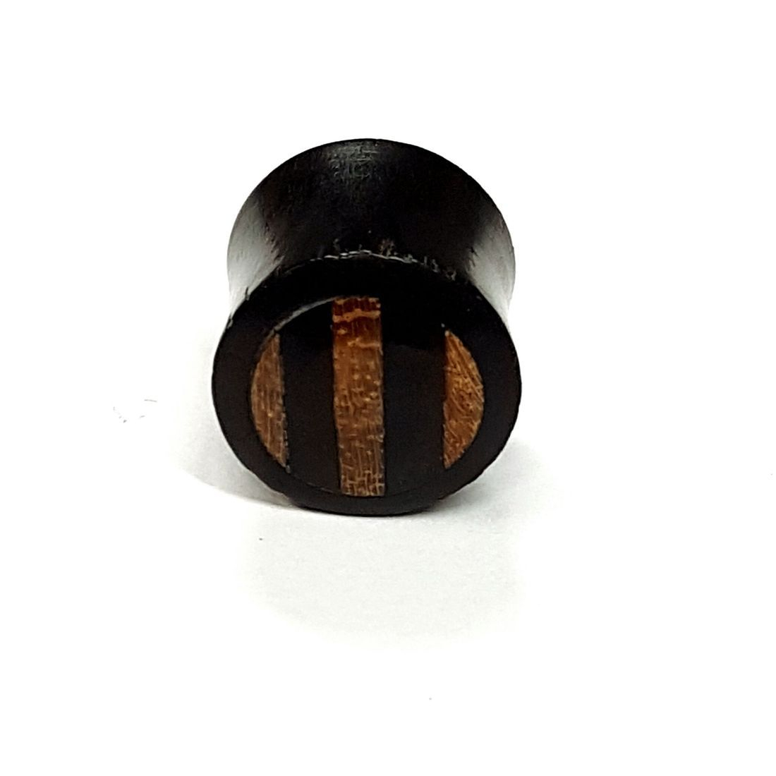 16mm Two Tone Horn & Coconut Wood Plug
