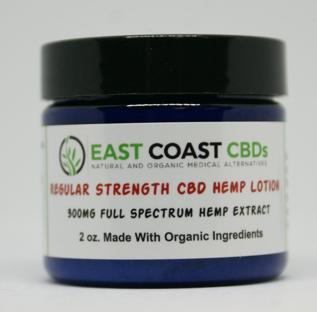 CBD Lotion and Salve