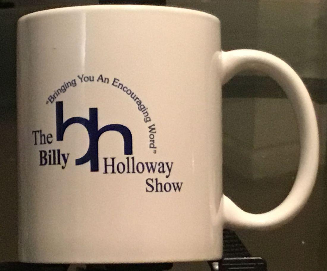 The Billy Holloway Show Coffe Mug