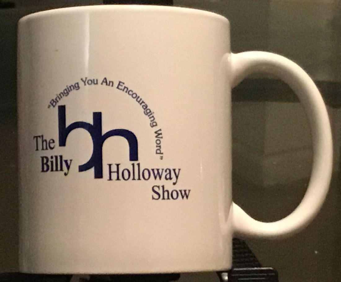 The Billy Holloway Show Coffe Mug