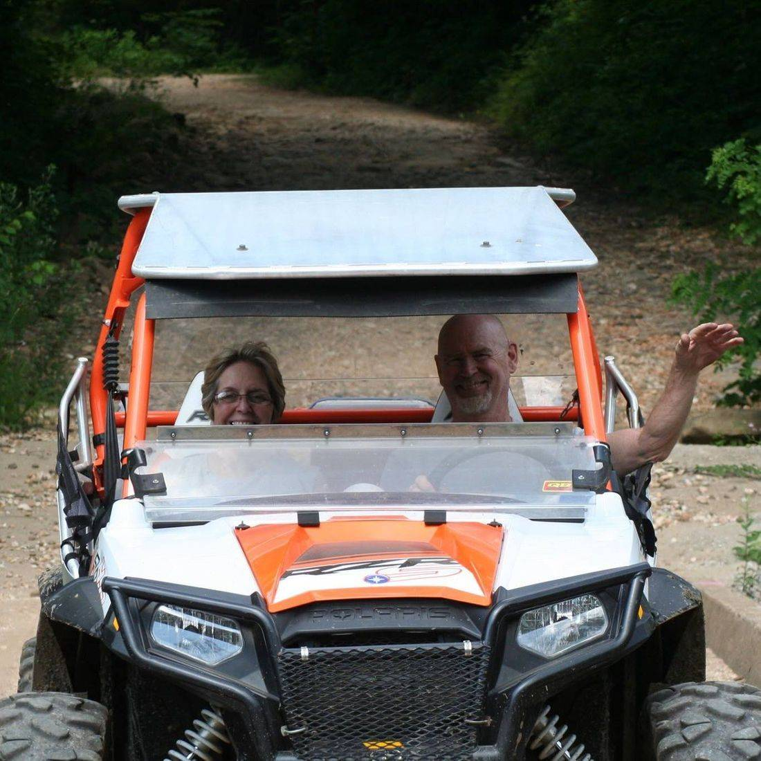 Side by Side ATV Ride