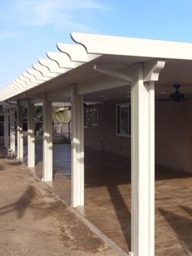 Patio Cover Installation, Patio Covers, Contractor