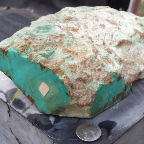 7.5 lbs. Kingman Turquoise !!