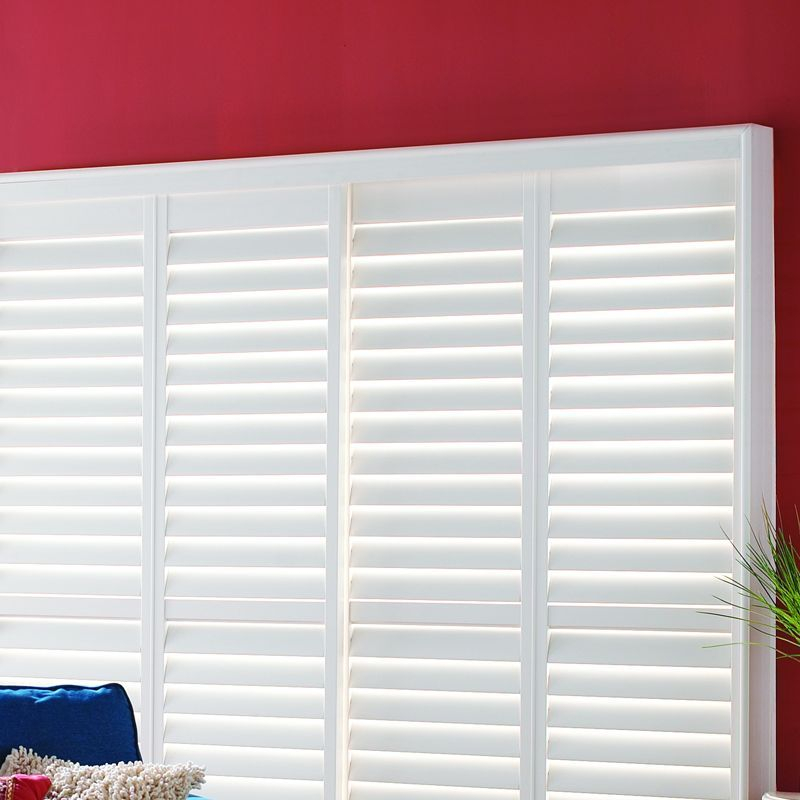 Palm Beach Poly Satin Shutters