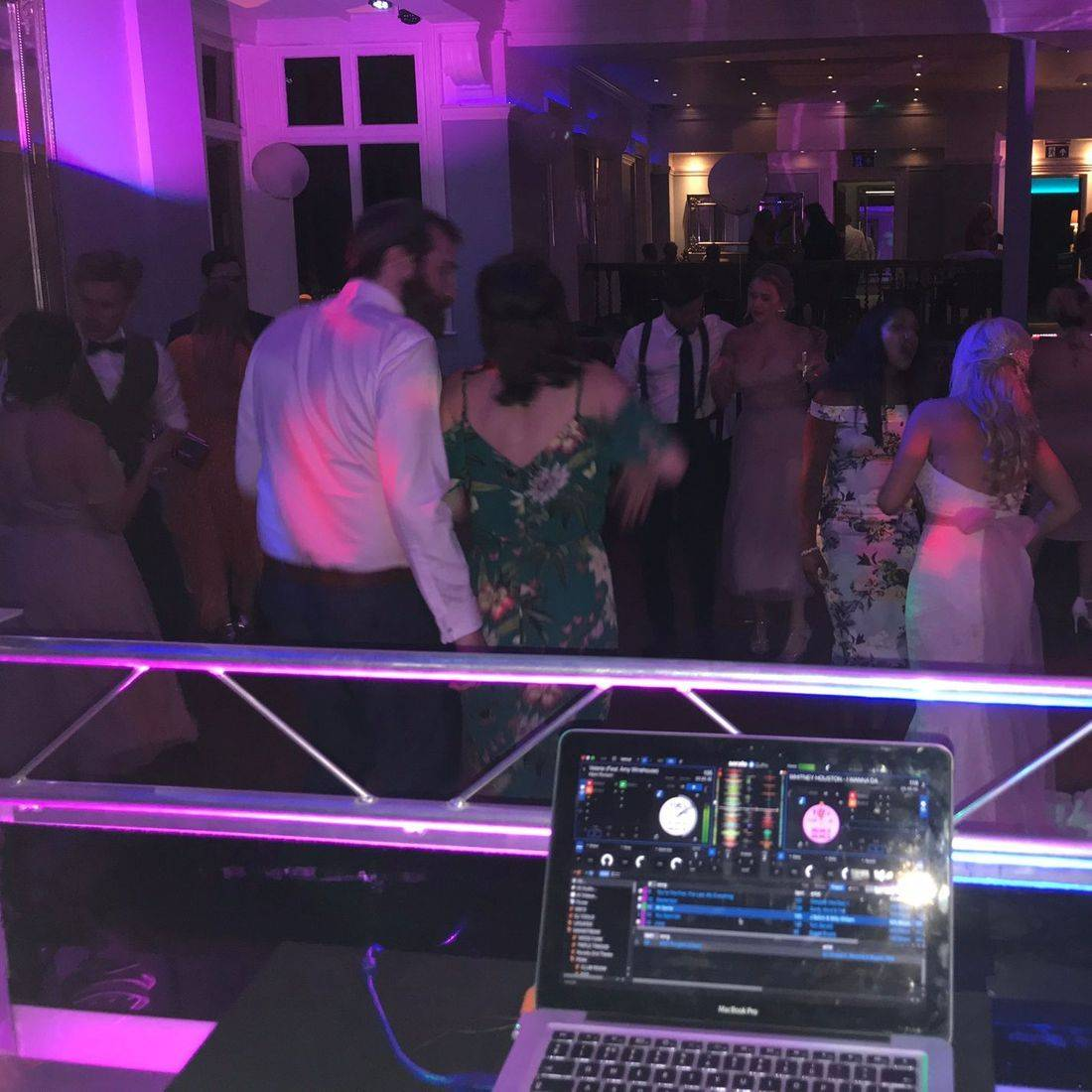 Pendrell Hall Wedding WeddingDJ Staffordshire Country House