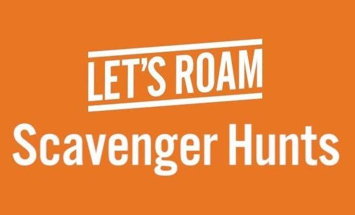 www.letsroam.com, letsroam.com, Lets Roam Scavenger Hunts, Let's Roam Scavenger Hunts, Scavenger Hunt