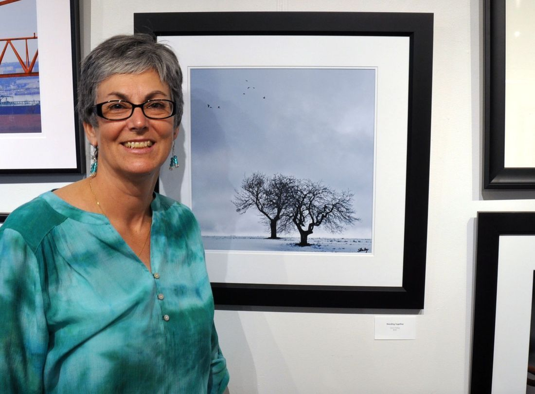 Exposure Time, Viewpoint Gallery Sept 2014