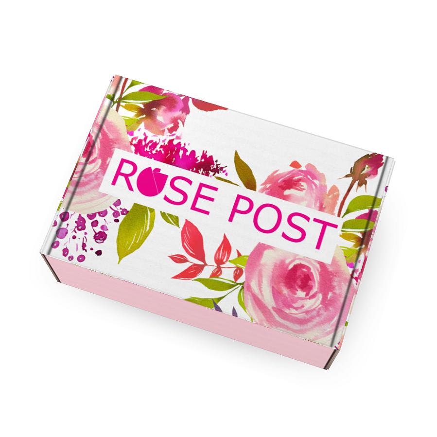 RosePost Box, RosePost Subscription Box, RosePost Box Subscribe