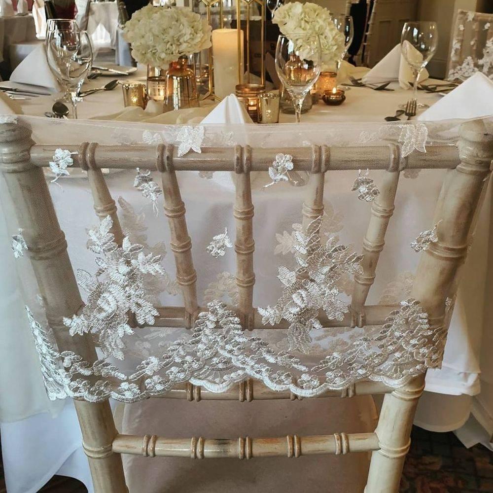 Modern and elegant wedding styling at Careys Manor Brockenhurst New Forest