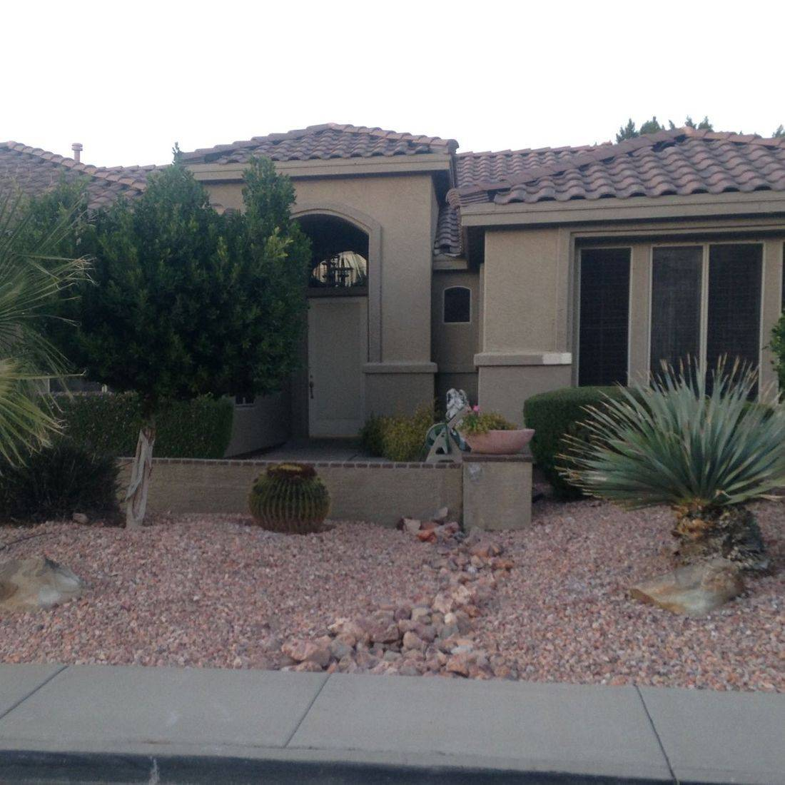 7186 W. Firebird Dr. Glendale, AZ. 85308