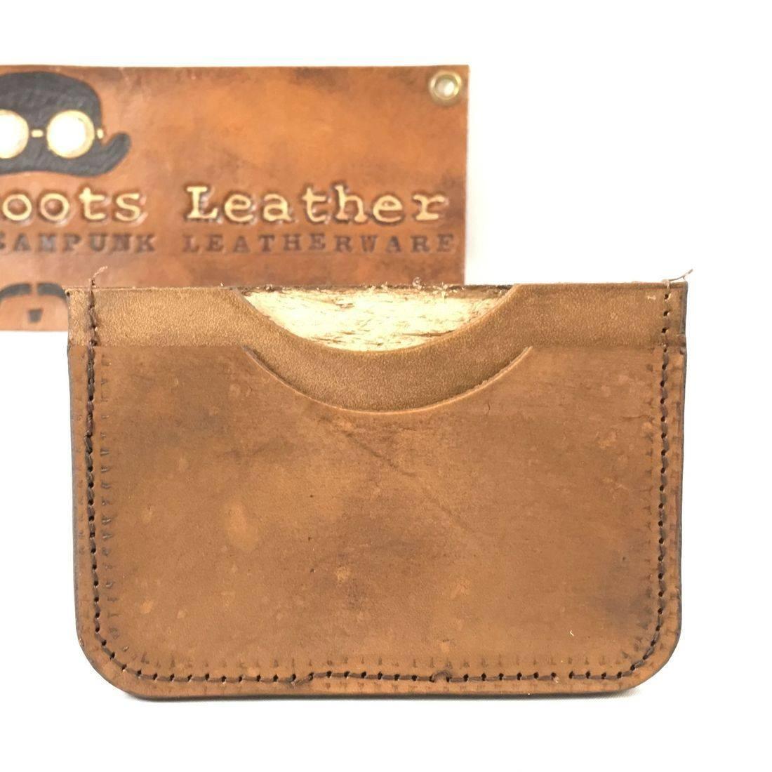 Double Slot Wallet No Design