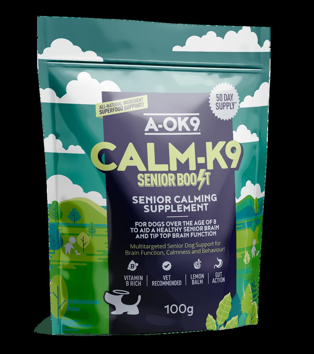 A-OK9 -CALM-K9 SENIOR BOOST