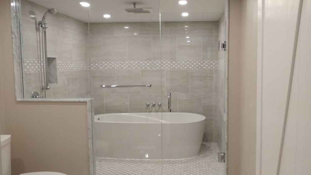 Custom Glass Shower, Port Perry, Newmarket, Uxbridge, Markham, Ajax
